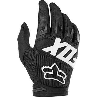 Fox Youth Dirtpaw Race Glove, black - Fahrradhandschuhe