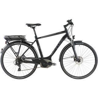 Cube Town Hybrid 2014, black/white - E-Bike