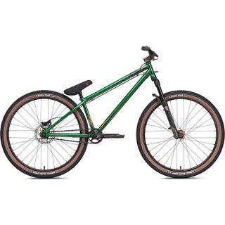 NS Bikes Metropolis 1 2019, green - Dirtbike