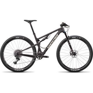 Santa Cruz Blur CC X01 2019, carbon/fog - Mountainbike