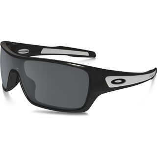 Oakley Turbine Rotor Polarized, granite/Lens: black iridium - Sonnenbrille