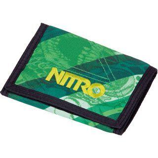 Nitro Wallet, wicked green - Geldbörse