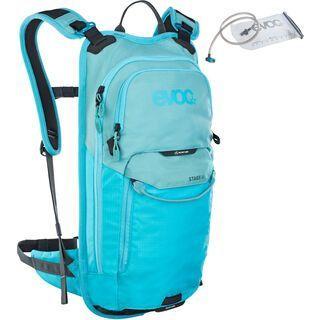Evoc Stage 6l + Hydration Bladder 2l aque blue/neon blue