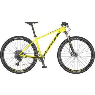Scott Scale 980 2020, yellow/black - Mountainbike