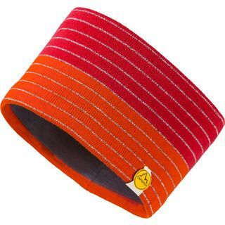 La Sportiva Power Headband, pumpkin/garnet - Stirnband