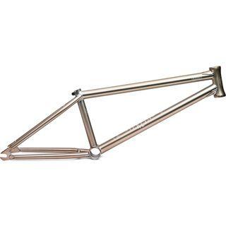 WeThePeople Sterling Frame 2015, black titan - Fahrradrahmen