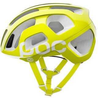 POC Octal Team Cannondale, yellow - Fahrradhelm
