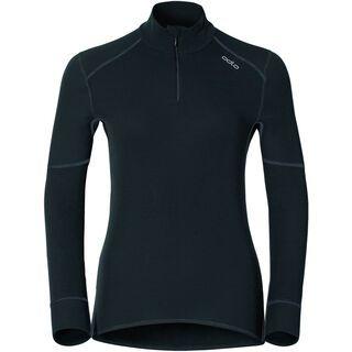 Odlo SUW Top Active Originals X-Warm 1/2 Zip L/S, black - Unterhemd