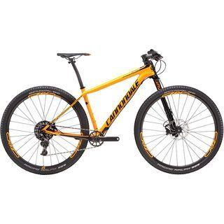Cannondale F-SI Carbon 2 29 2016, orange/black - Mountainbike