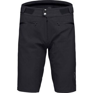 Norrona fjørå flex¹ lightweight Shorts M's caviar black