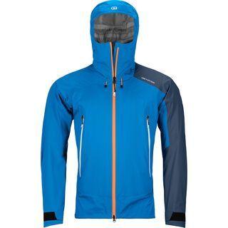 Ortovox Westalpen 3L Light Jacket M safety blue
