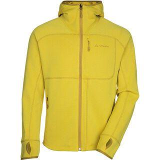 Vaude Men's Valluga Fleece Jacket , golddust - Fleecejacke