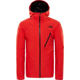 The North Face Mens Descendit Jacket, fiery red - Skijacke