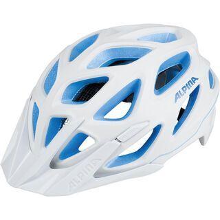 Alpina Mythos 3.0 L.E., white-blue - Fahrradhelm