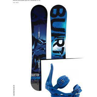 Set: Burton Clash  +  Freestyle (493915S)