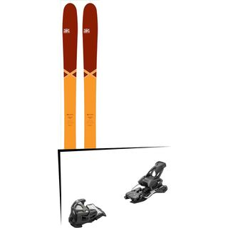 Set: DPS Skis Cassiar 95 Pure3 2016 + Tyrolia Attack 14 AT (1715202)