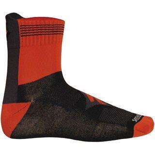 Specialized Women's Sock, Black/Red - Radsocken