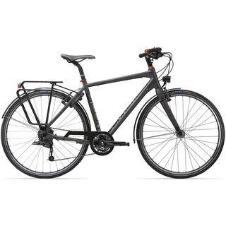 Cannondale Tesoro 2 2013, charcoal gray - Trekkingrad