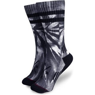 Loose Riders Technical Socks Tie Dye Grey grey