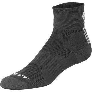 Scott Trail Sock, black/white - Radsocken