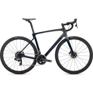 Specialized Roubaix Pro SRAM Force eTap AXS 2020, tint/charcoal/blue - Rennrad