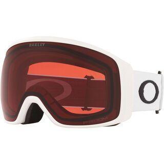 Oakley Flight Tracker XL Prizm, matte white/Lens: rose - Skibrille