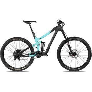 Norco Range C 7.2 2016, black/teal - Mountainbike