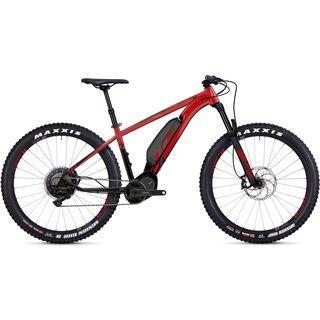 Ghost Hybride Kato S6.7+ AL 2018, red/black - E-Bike