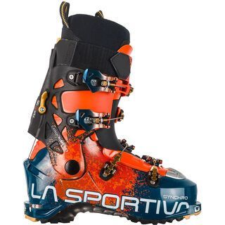La Sportiva Synchro, ocean/lava - Skiboots