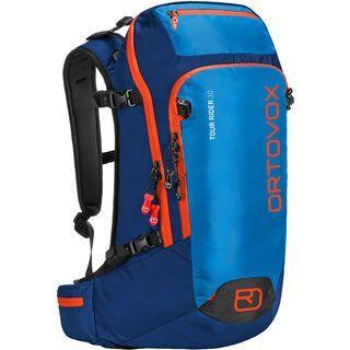 Ortovox Tour Rider 30, strong blue - Rucksack