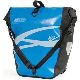 Ortlieb Back-Roller Classic Design, Wave / ozeanblau-grau - Fahrradtasche