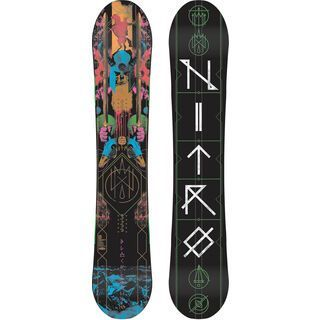 Nitro Blacklight Gullwing 2015 - Snowboard