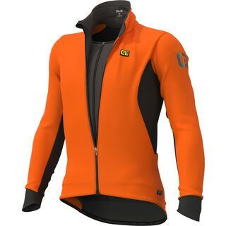 Ale Course Combi DWR Jacket, fluo-orange - Radjacke