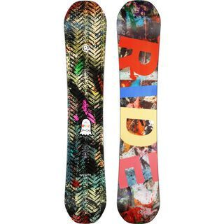 Ride Machete Wide 2021 - Snowboard
