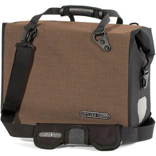 Ortlieb Office-Bag QL3, haselnuss-schwarz - Fahrradtasche