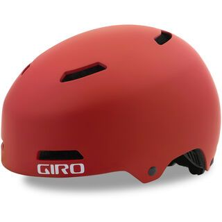 Giro Dime FS, mat dark red - Fahrradhelm