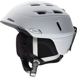 Smith Camber, matte white - Snowboardhelm