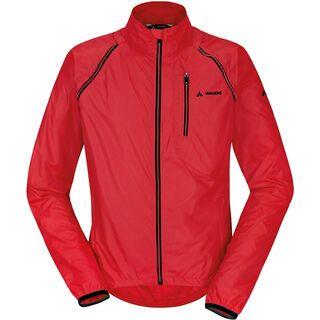 Vaude Men's Windoo Jacket, red - Radjacke