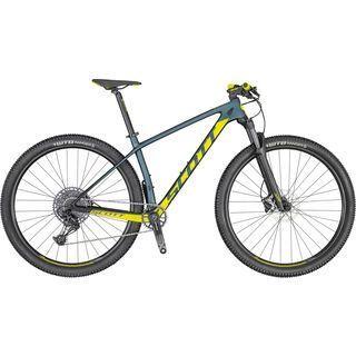 Scott Scale 940 2020, cobalt/yellow - Mountainbike