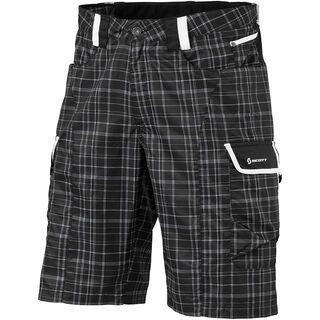 Scott Path 30 ls/fit Shorts, black/white - Radhose