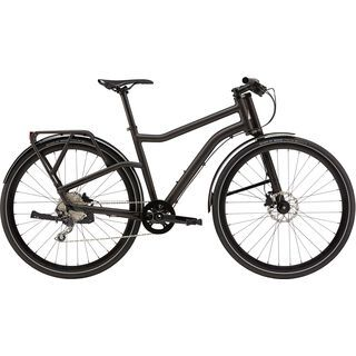 Cannondale Contro 3 2016, black/coffee - Urbanbike