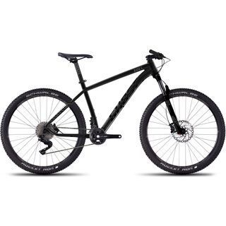 Ghost Kato X 8 2016, black/gray - Mountainbike
