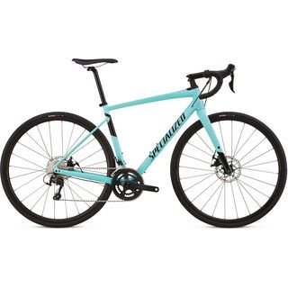 Specialized Diverge Comp E5 2018, turquoise/black - Gravelbike