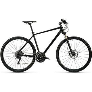 Cube Tonopah SL 2016, black glossy - Fitnessbike