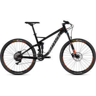 Ghost Kato FS 5.7 AL 2019, black/titanium/orange - Mountainbike