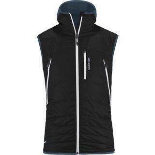 Ortovox Swisswool Light Tec Piz Boe Vest, black raven - Weste