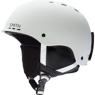 Smith Holt, matte white - Snowboardhelm