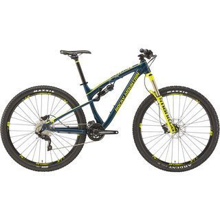 Rocky Mountain Instinct 930 2015, blue - Mountainbike