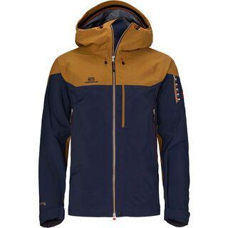 Elevenate Men's Bec de Rosses Jacket, dark navy - Skijacke