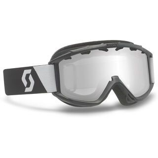 Scott Junior Hook up, Black/Silver Chrome - Skibrille